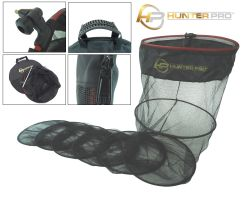 3mtr 10ft Keep Net With Bank Stick & Carry Bag. Hunter Pro Net & Stink Bag