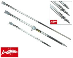 Dinsmores Fishing Bank Sticks with Superdrive Tips - All 3