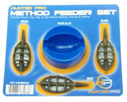Hunter Pro® Method Feeder Set Overview 1