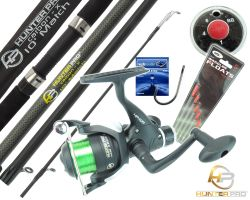 Hunter Pro Carbon Rod and HP40R Reel