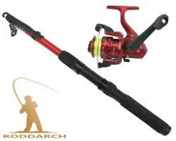 Roddarch Telescopic Rod and Reel