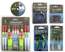Roddarch Fishing Tackle Set Complete Overview