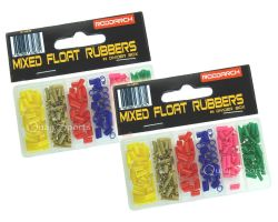 RODDARCH® Float / Pole Float Rubbers (1 or 2 Packs) Overview Pack of 2