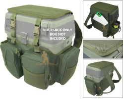 Roddarch Fishing Seat Box Rucksack Converter Overview