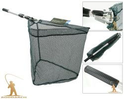 Roddarch Fishing Compact Folding Landing Net Overview