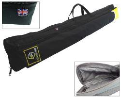Hunter Pro Padded Sea Fishing Rod Bag Holdall. 1.3m