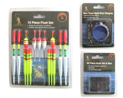 Roddarch 15 Piece Float and Tackle Set Overview