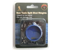 Roddarch Non Toxic Fishing Split Shot Weights