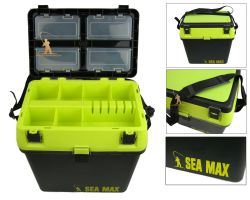 Roddarch Sea Max Fishing Seat and Tackle Box Overview