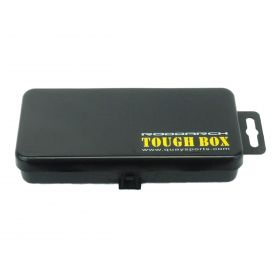 Roddarch Small 5 Section Tackle Box - Black Angling on Top