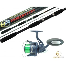 2.1m Predator Rod and HP60S Reel