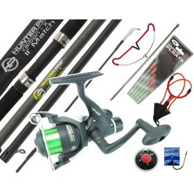 11' Complete Fishing Kit Including Hunter Pro Rod & Reel