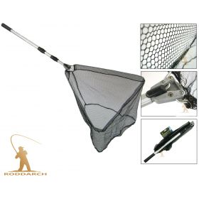 Roddarch Fishing Telescopic Folding Landing Net Overview