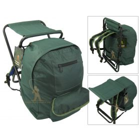 Roddarch Fishing Stool Backpack Overview