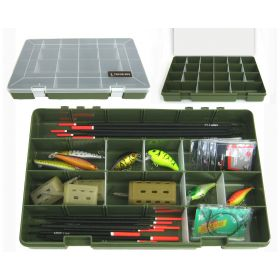 Roddarch Adjustable 22 Compartment Fishing Angling Tackle Box Overview
