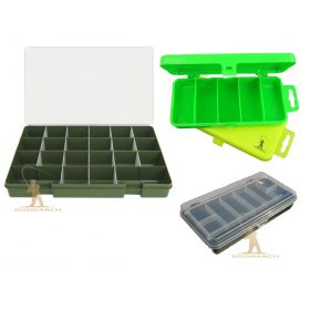 Roddarch Fishing Tackle Box Set of Four Detail
