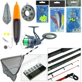 Roddarch Sea Fishing Kit Overview