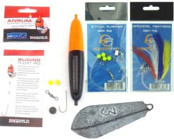 Sea Fishing Tackle Set
