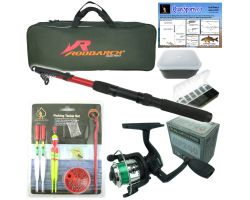 Roddarch Junior Fishing Kit Full Angling Tackle