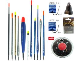 11 Float Coarse Fishing Tackle Set - Complete
