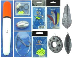 Hunter Pro Sea Fishing Tackle Set Overview 1