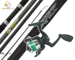 Hunter Pro 10' Match Rod & HP200 Reel Angling Overview