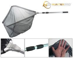"Telescopic Folding 28"" Landing Net composition"