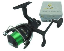 Hunter Pro HP50R Feeder Fishing Reel Overview