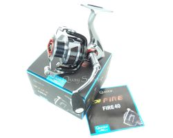 Zebco Quantum Fire Spinning Reel Size 40 Overview 1