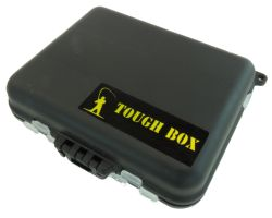 Black Small Clamshell Tackle Box