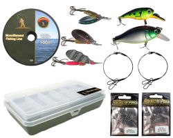 Pike Fishing Tackle Set Overview