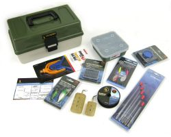 Roddarch Coarse Fishing Tackle Box Set Overview