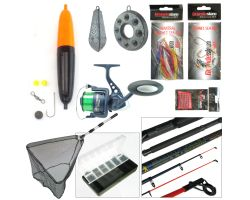 Roddarch Sea Fishing Kit with HP60S Reel Overview