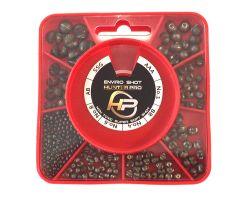 Hunter Pro Non - Toxic Soft Split Shot Fishing Weights. 8 Section