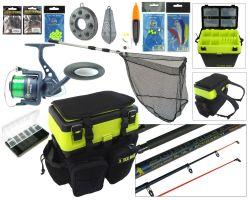 Sea Fishing Kit With Hunter Pro HP60S Surf Reel Overview