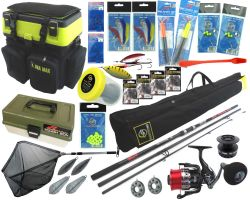 Complete High Spec Sea Fishing Kit