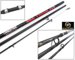 Hunter Pro 12ft Carbon Beach Caster Rod