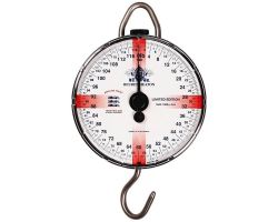 REUBEN HEATON Standard Angling Scale Limited Edition England 120lb