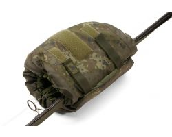 THINKING ANGLERS Reel Pouch Camfleck