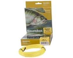 SNOWBEE Classic Floating Line Pale Yellow