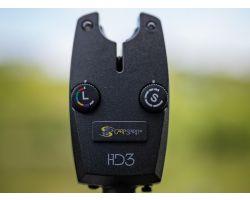 CARP SPIRIT HD3 Bite Alarm x2 and HDR3 x1