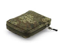THINKING ANGLERS Solid Zip Pouch Camfleck