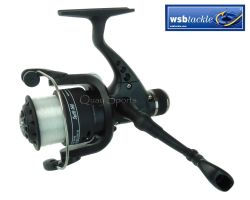 WSB Stiffi 140 Reel with Line Overview 1